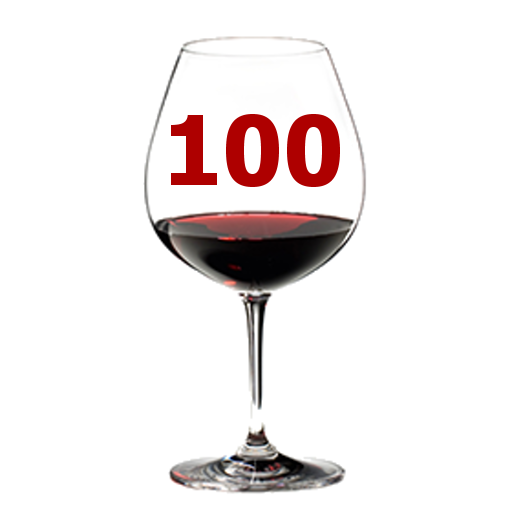 Wine Rating App 100